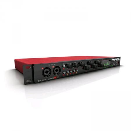 £286. Focusrite Scarlett 18i20 18-in/20-out USB audio interface | External Audio Interface | Bax-shop | Your Music Revolution