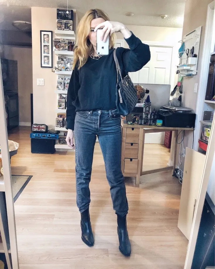 What I Wore This Week Europe outfits, What i wore, Black