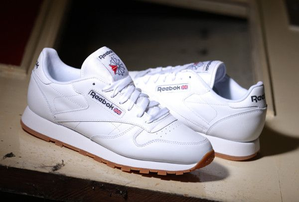 Reebok Classic Leather White Gum (1)  4e13c90f8f081