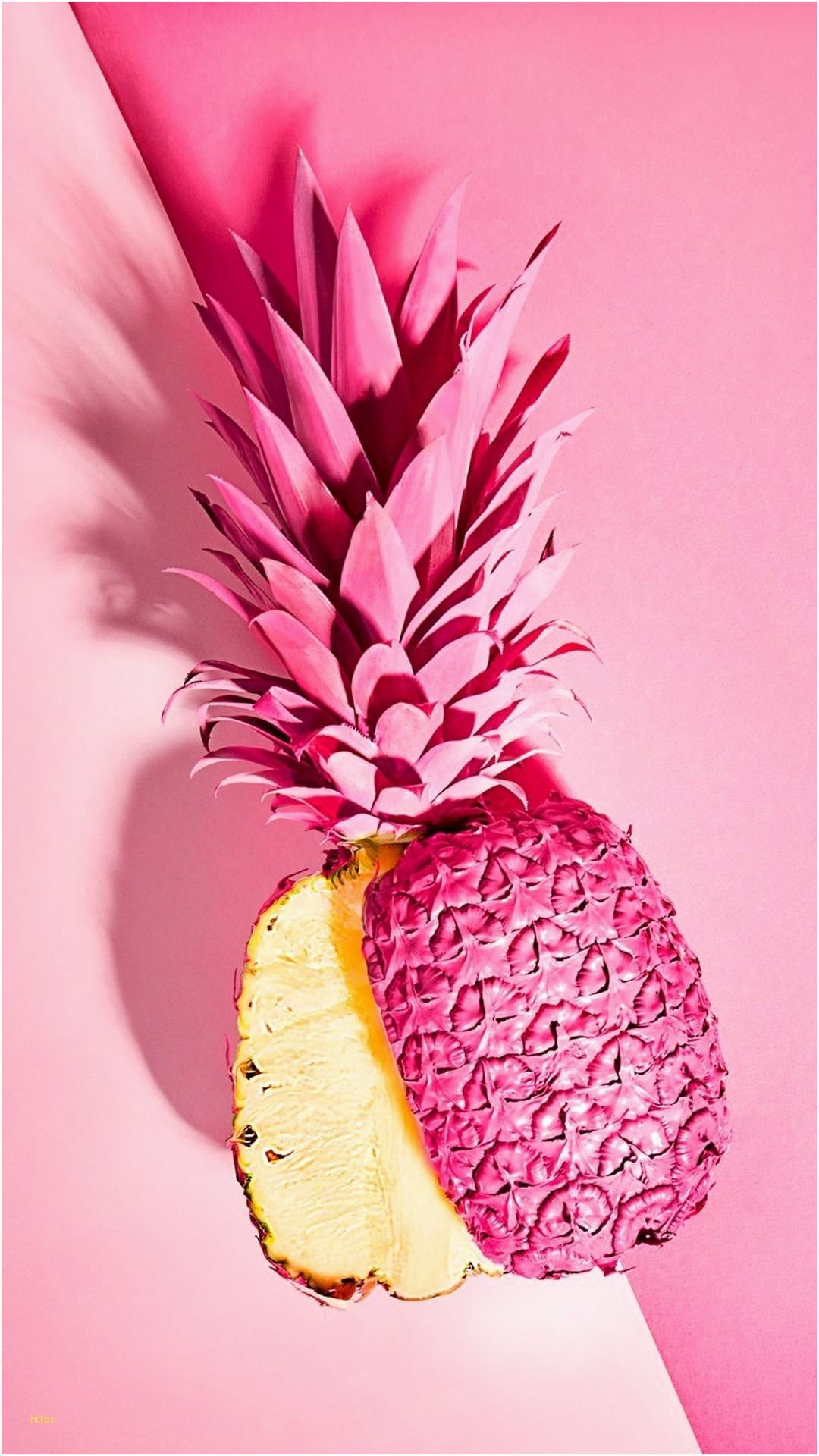 Pineapple Summer Wallpaper Android Download in 2020 Pink