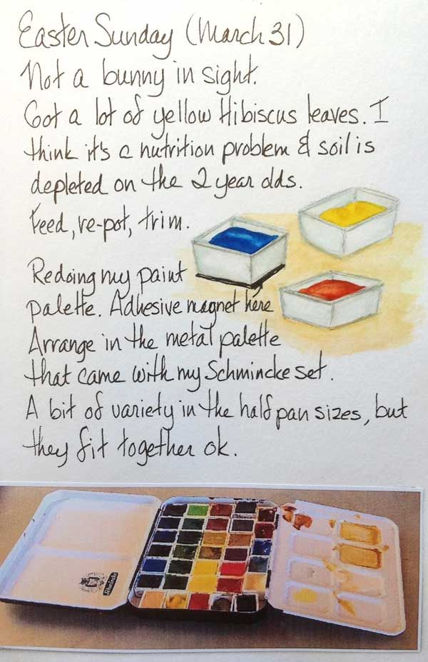 Magnetic Watercolor Box   Whatever . . .Whenever