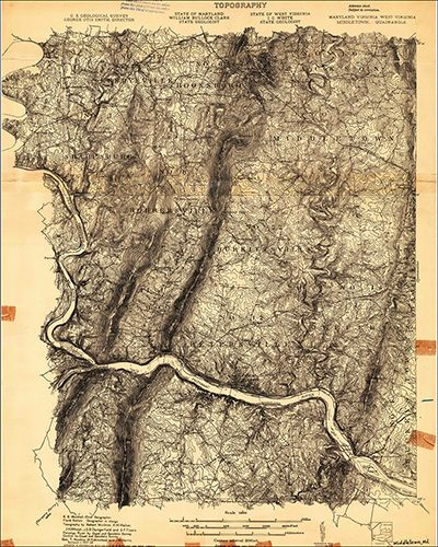 The goal of the Historical Topographic Map Collection is to scan all