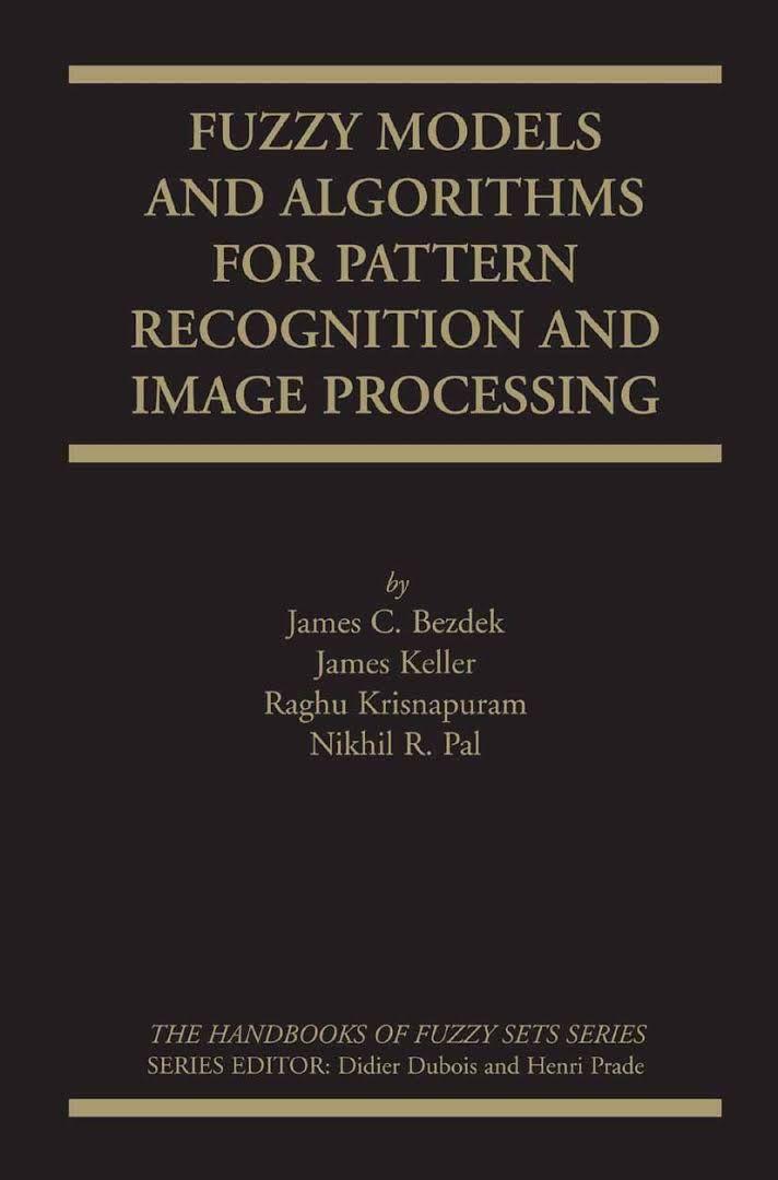 دانلود کتاب مدل ها و الگوریتم های فازی برای شناسایی الگو و پردازش