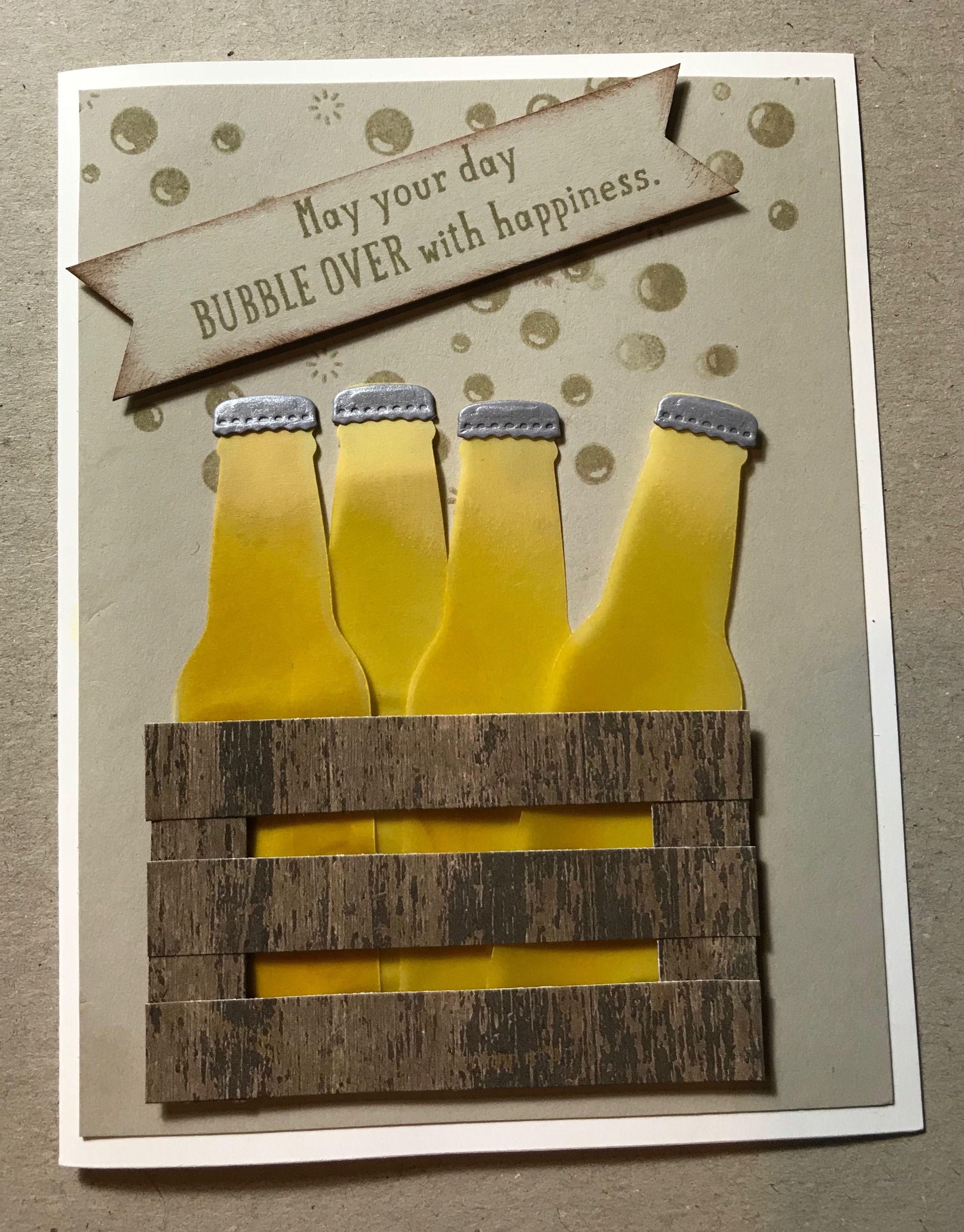 But Procescco Not Beer Kartki Urodzinowe Kartki Wlasnej Roboty