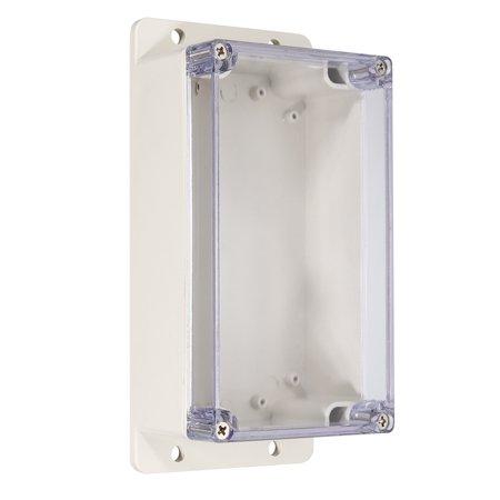 Waterproof IP65 ABS Junction Box Enclosure Case DIY Outdoor Terminal Box Options
