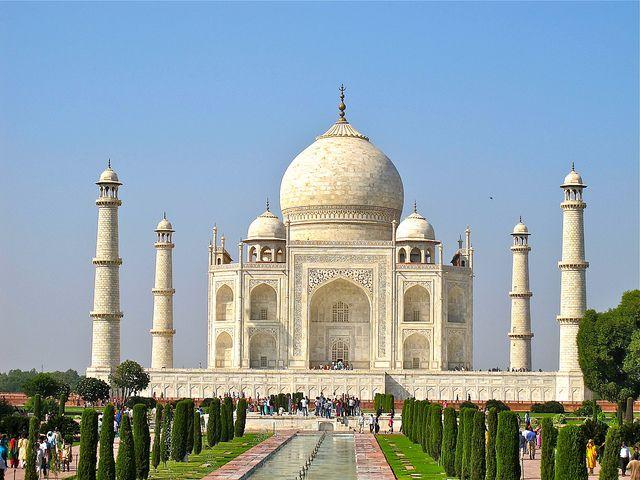 incredible ndia  taj mahal  taj mahal beautiful places