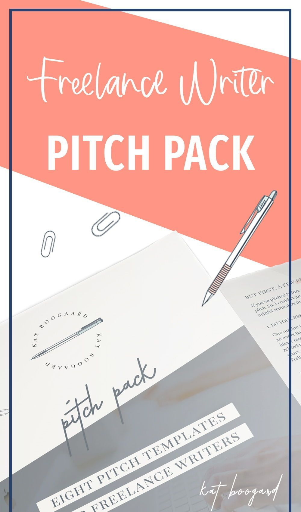 Pitch Pack 8 Pitch Templates For Freelance Writers Freelance Writing Freelance Writer Writing Tips