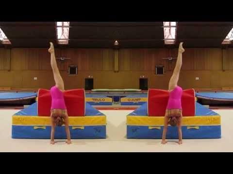 cartwheel drills from gymneo tv  swing big gymnastics