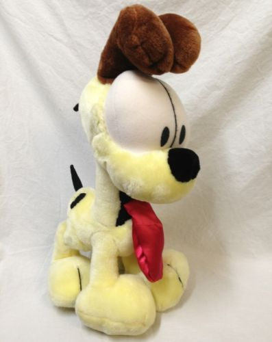 Garfield S Dog Odie 18 Standing Stuffed Animal Plush Toy Play By