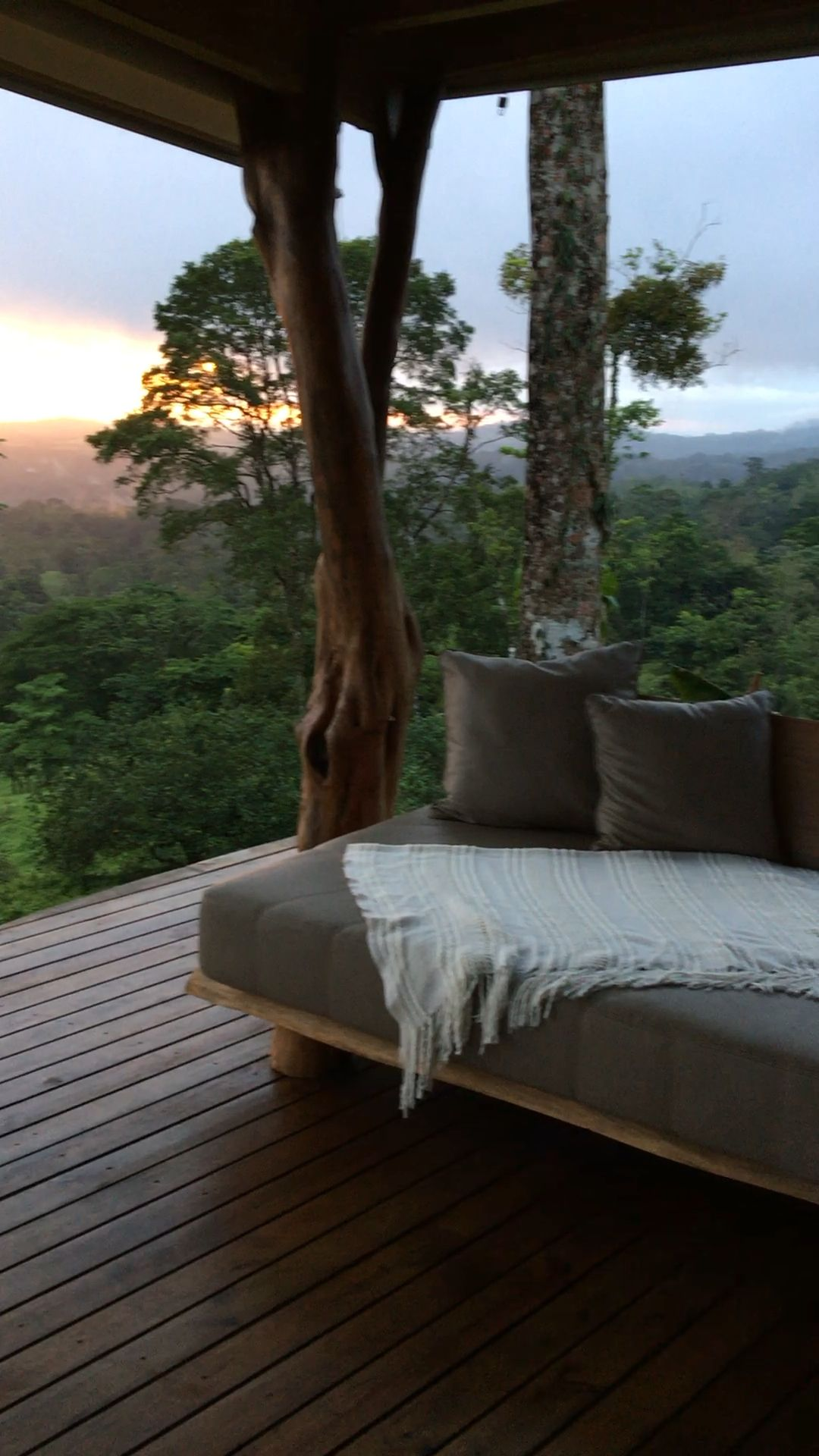 "Tree house style Eco Lodge ""Origins"" in Costa Rica jungle"