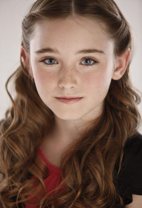 Cabreeas Younger Sister, Cailey Shes Twelve Years Old -6452