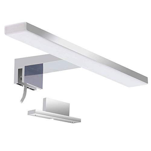 LED Spiegellampe Badezimmer Spiegelleuchte 5W 300mm 400lm
