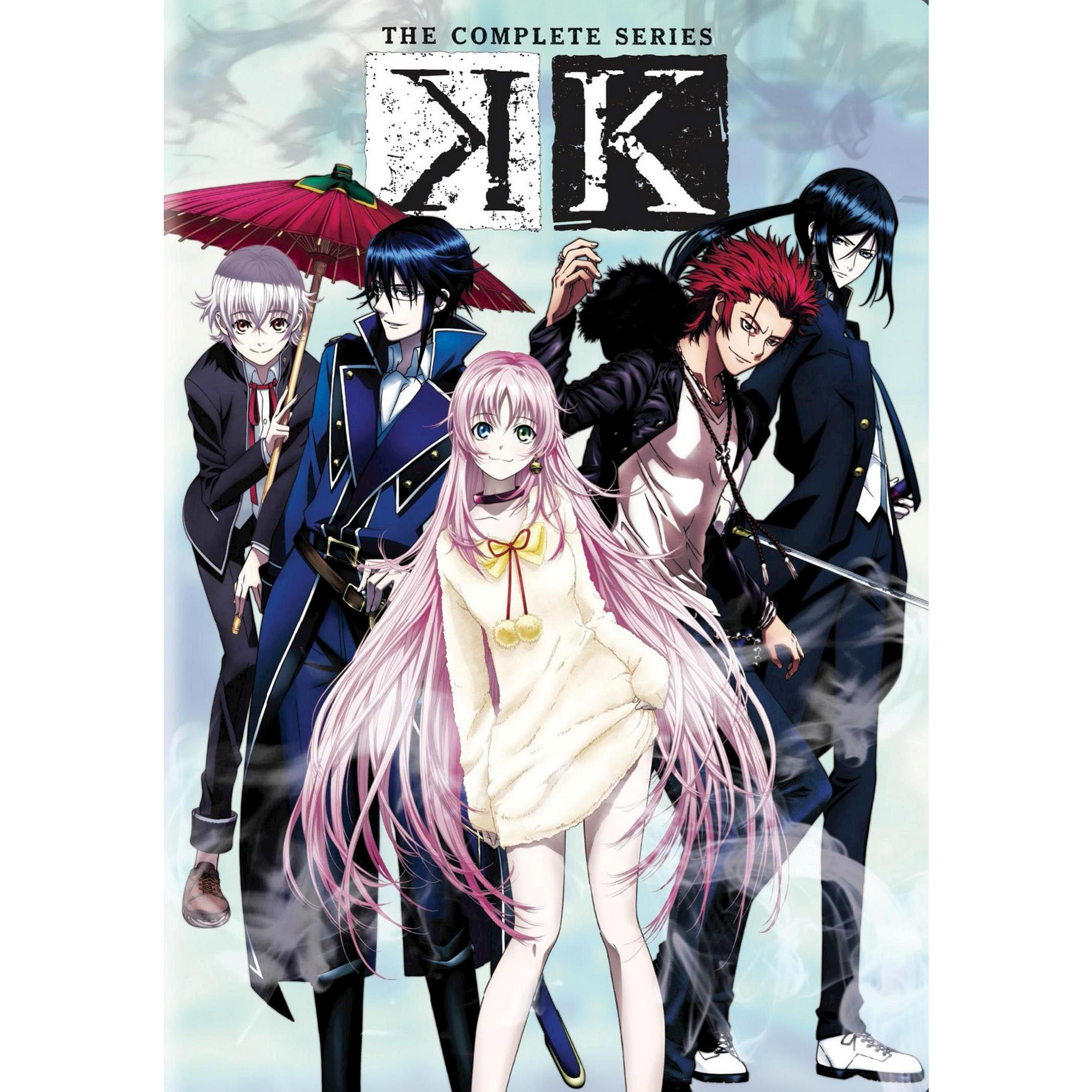 KComplete Series Dvd Movies