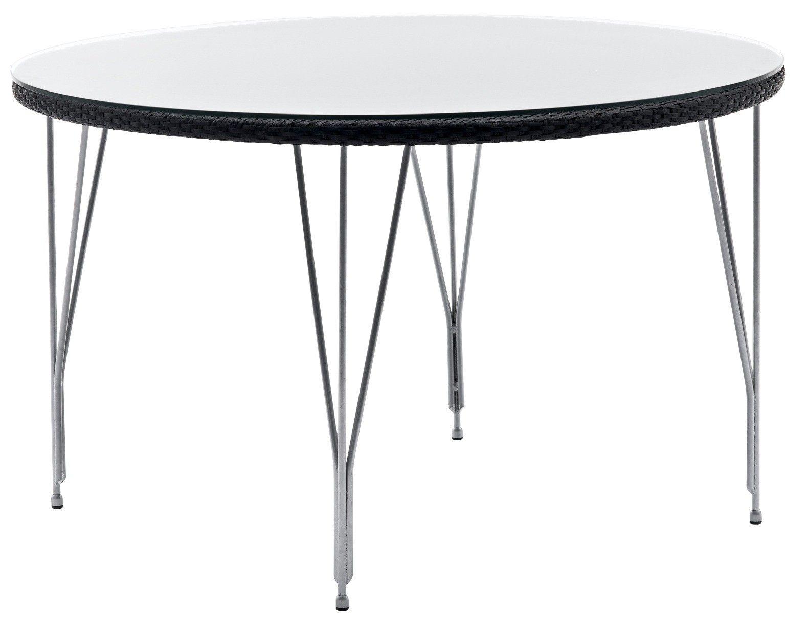 Anzeige Jetzt Bei Desigano Com Jupiter Tisch Rund Desigano Gartentische Von Avantgarde By Sika Design Ab Eur Esstisch Mit Glasplatte Runder Esstisch Esstisch