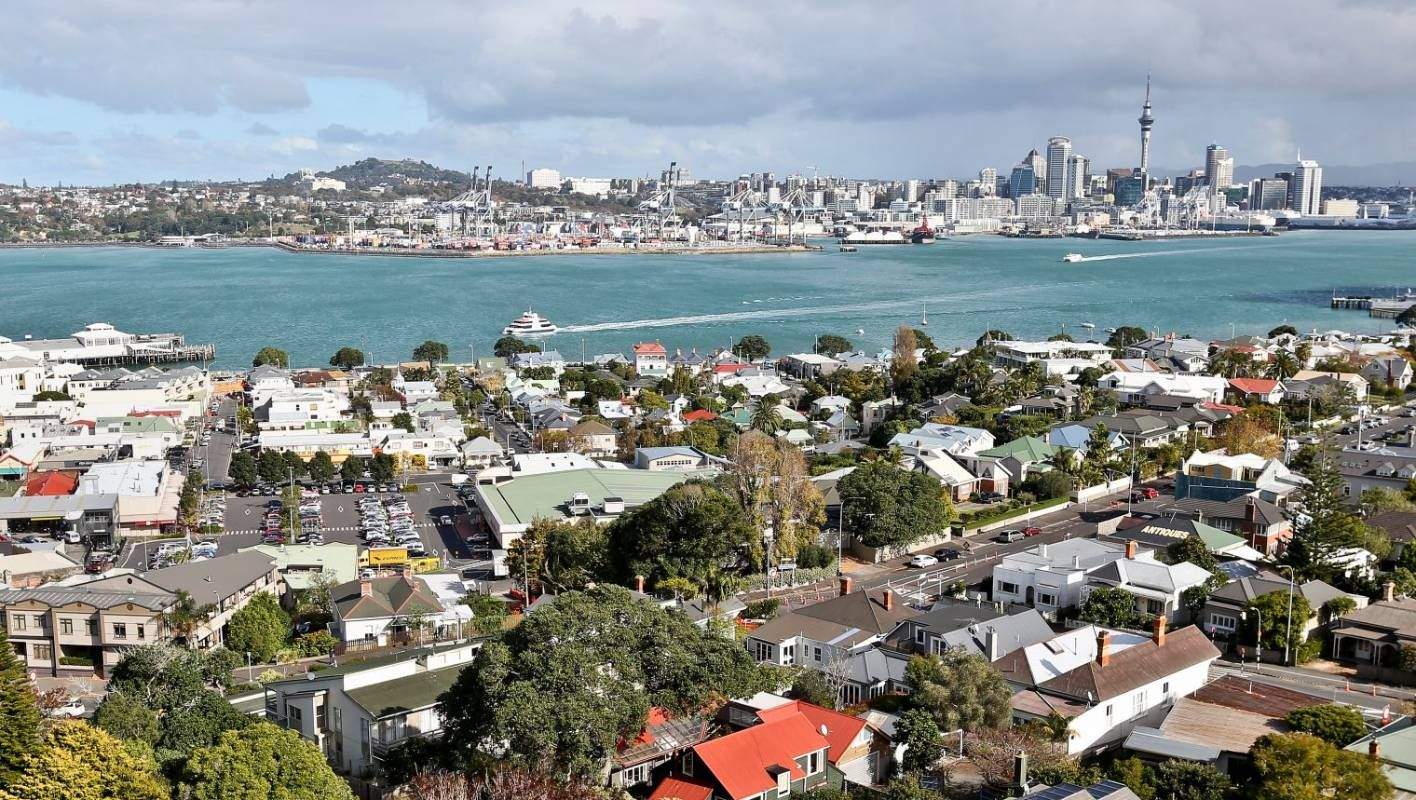 What can you get for Auckland's average house price of