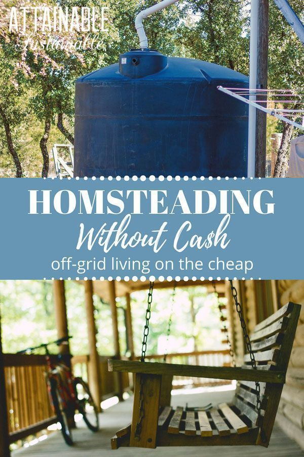 Living Off the Grid: One Family's Budget Friendly Plan for an Off Grid Homestead