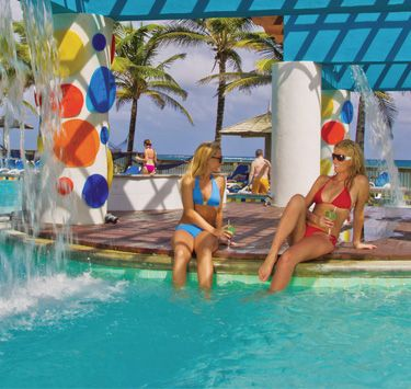 Splash family resort accommodations include it's own wing, ocean facing rooms with St Lucia's largest water park, lazy river, water slides, paintball and more!