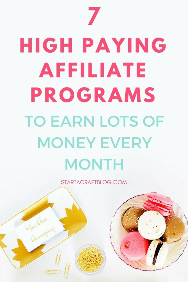 Are You Struggling To Make At Least 3 Figures Per Month From Your Affiliate Marketing Efforts Check Out These High Paying Affiliate Programs Earn More