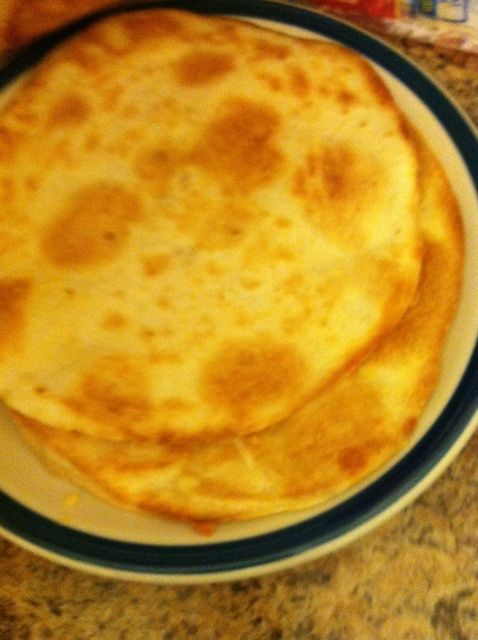 How to Make Cheese Quesadillas in the Oven Recipe