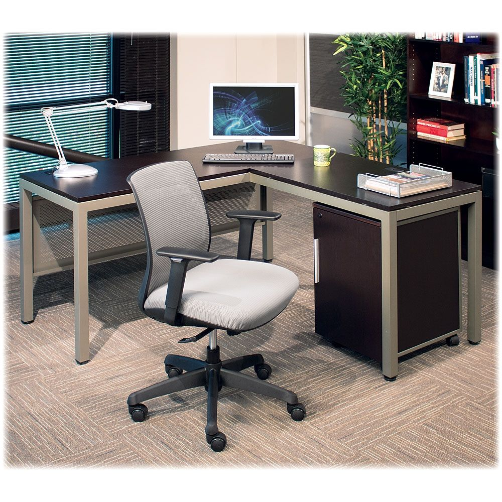 Enjoyable Compact 60W L Desk Chair King Ken Office Furniture In Andrewgaddart Wooden Chair Designs For Living Room Andrewgaddartcom