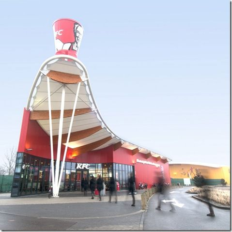 The Wave And The Whirlwind Kfc In Middelburg Nl