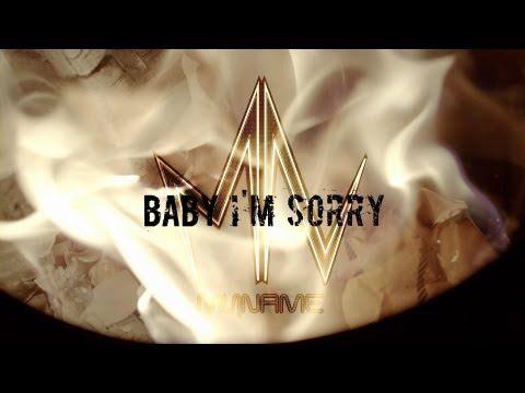 MYNAME(마이네임) Baby I'm sorry (MV) - YouTube