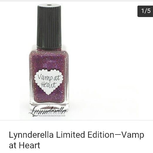 Lynnderella - Vamp At Heart