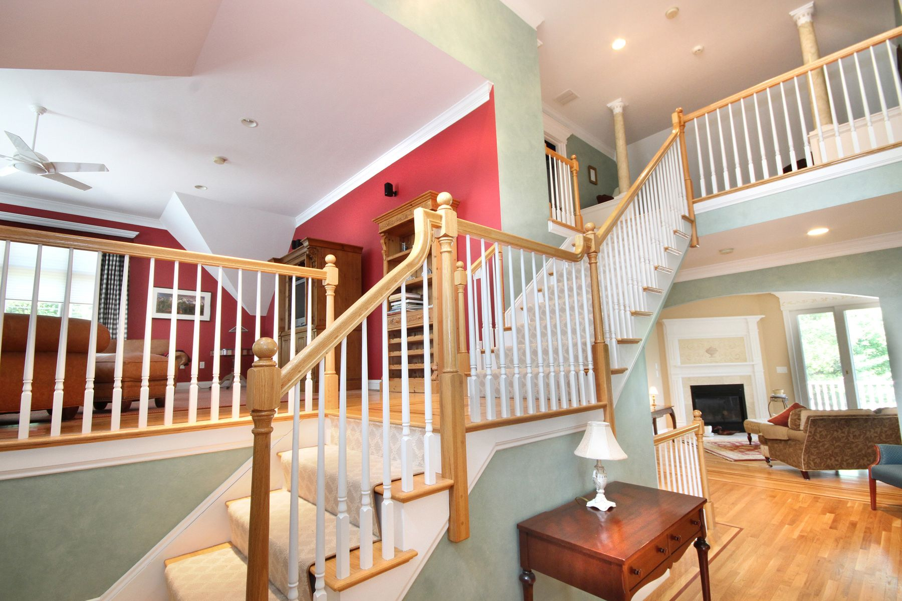 Boston Real Estate Stairs Demetriproductions Ma Photographers