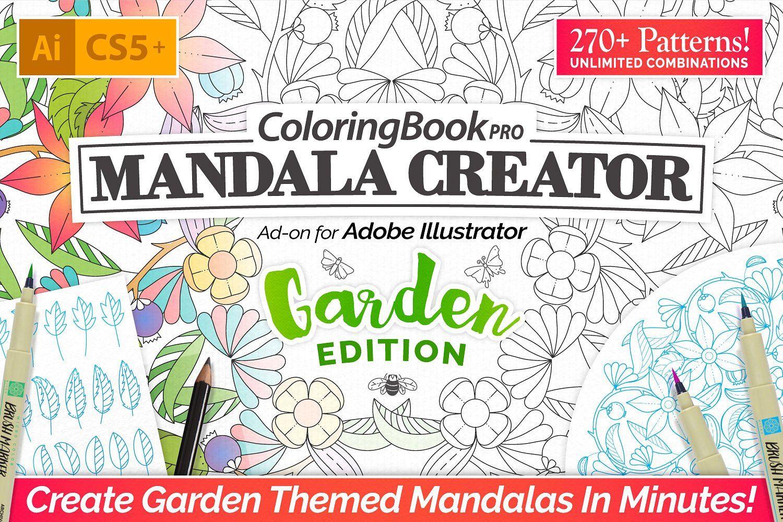 Color Book Creator Trend
