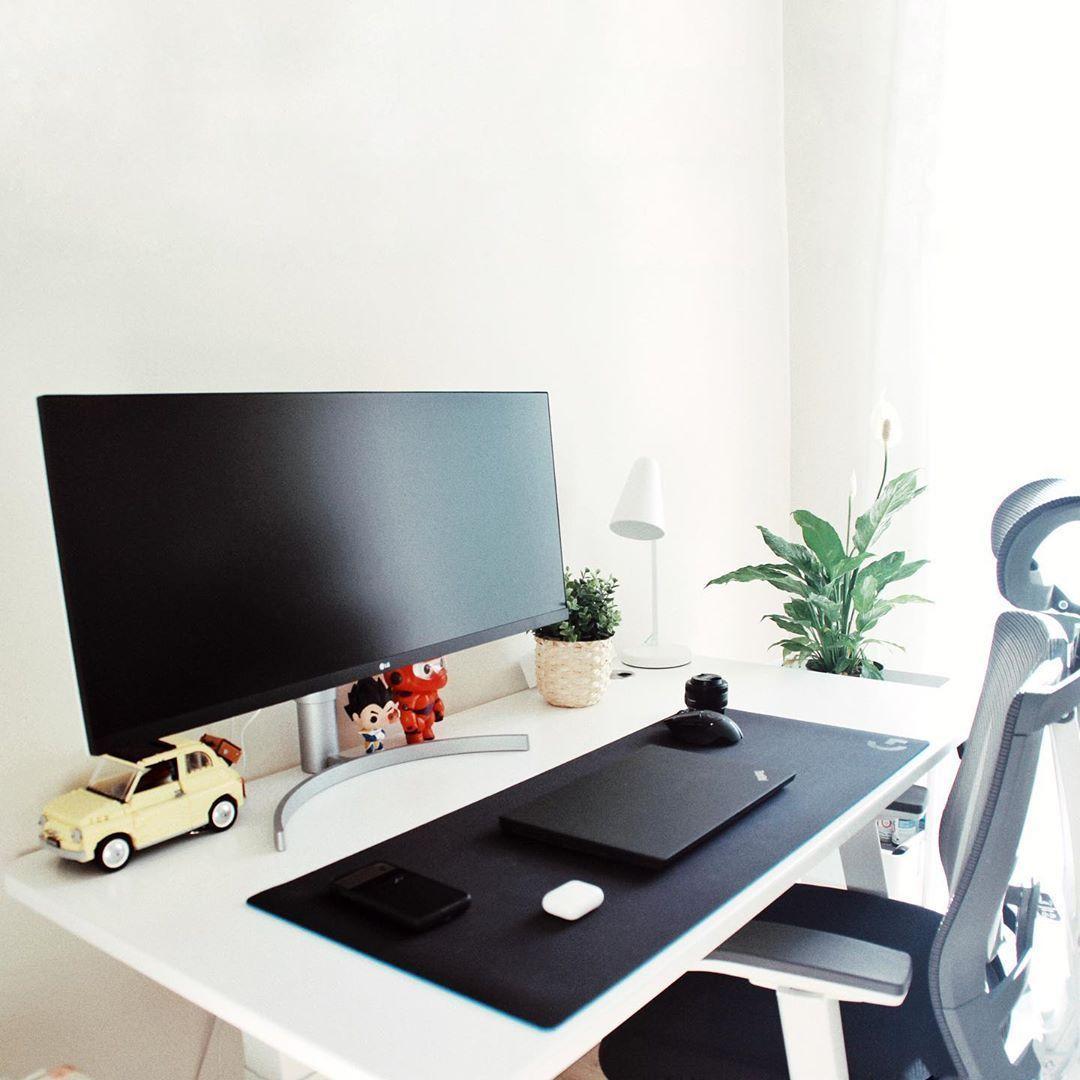 Designer Standing Desk Best Designer Desk Setups By Autonomous In 2020 Desk Design Desk Adjustable Height Standing Desk