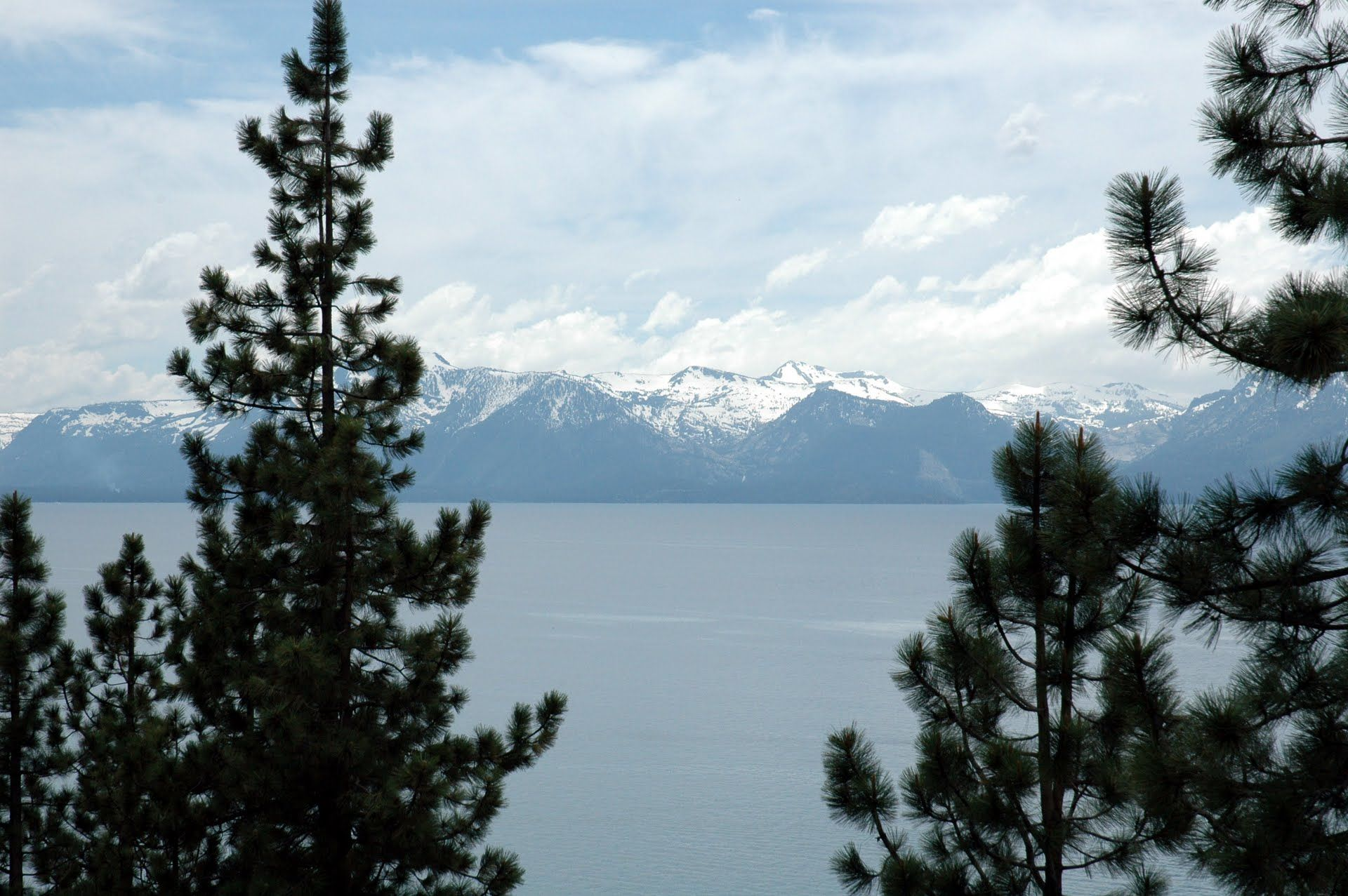Lake tahoe sunset travel channel pinterest - Lake Tahoe Nv Vista Of Lake Tahoe With Mt Tallac In Background
