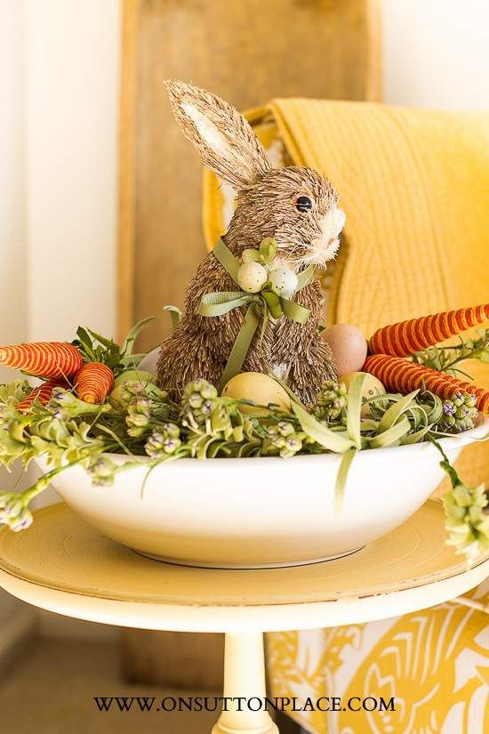 Do it yourself easter bunny nest hgalo usted mismo nido de do it yourself easter bunny nest hgalo usted mismo nido de conejito de pascua solutioingenieria Image collections
