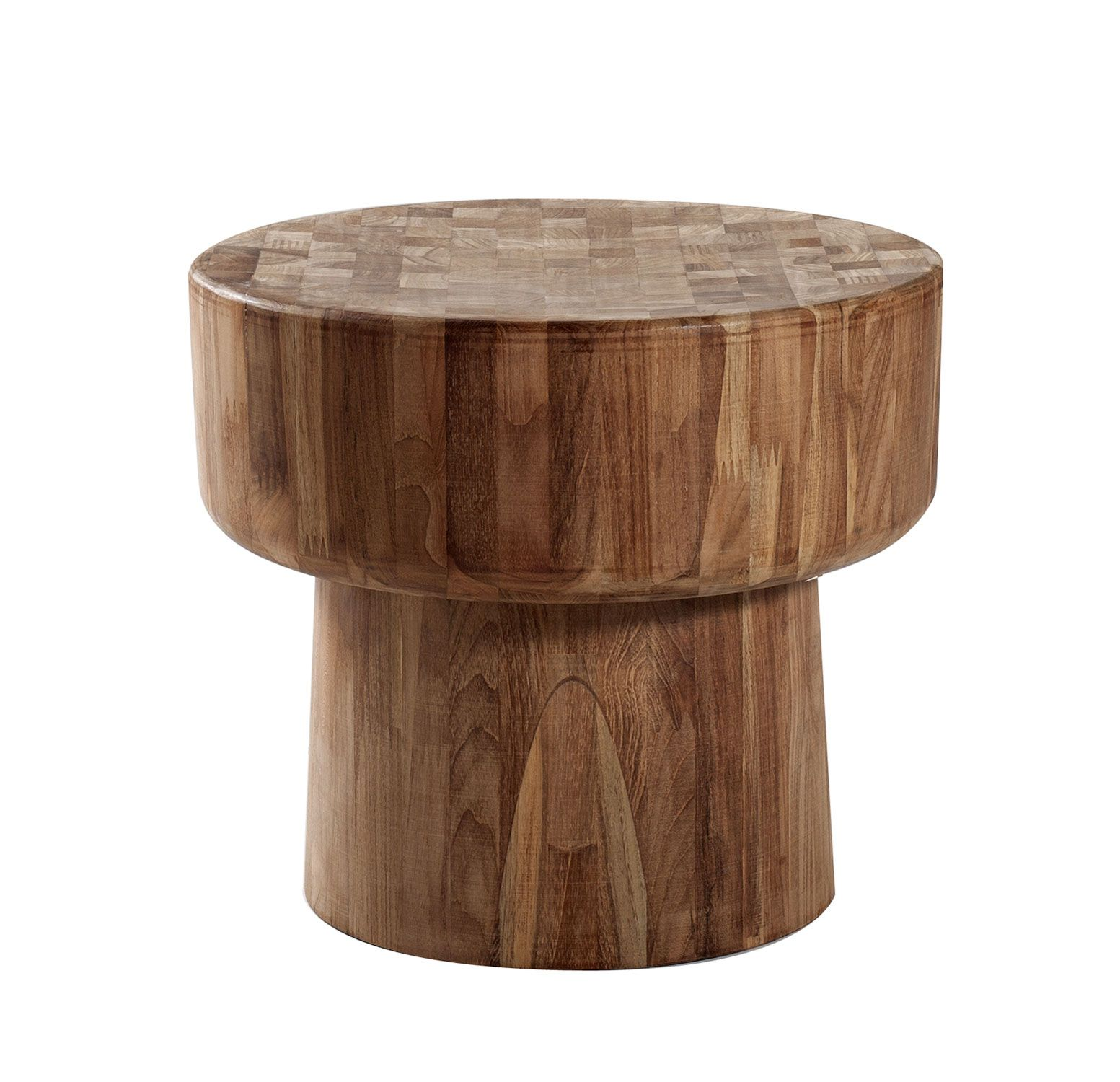 Traditional Solid Wood Narrow End Table For Wood Table furniture