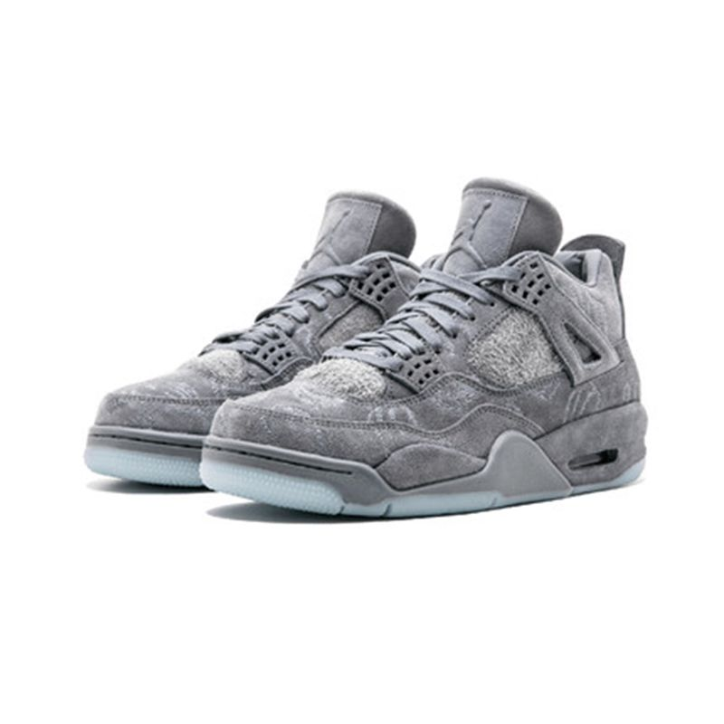 55941c626bfef9 Original New Arrival Authentic Nike Air Jordan 4 Retro Kaws AJ4 Men  S Basketball  Shoes Sport Sneakers Good Quality 930155-003