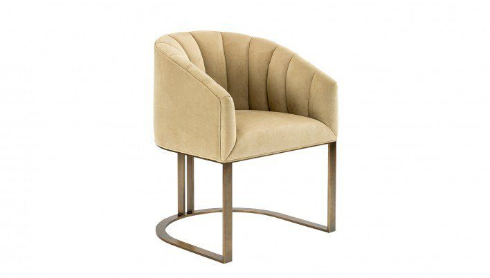 Exclusive, Emily Dining Chair - LuxDeco.com