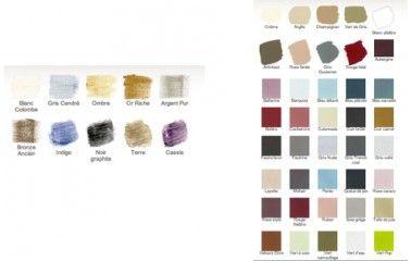 nuanciers peinture l 39 ancienne et effet patine liberon nuancier peinture tableaux de couleur. Black Bedroom Furniture Sets. Home Design Ideas