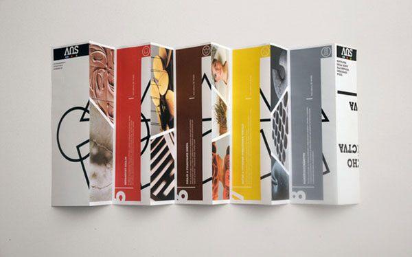 unique brochure design - Google Search | ART217: Brochure ...