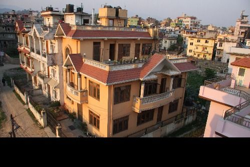 2 and 1/2 flat house, built on 6 anna 1 paisa area is for sale in the prime location of kumarighal, bafal, kathmandu