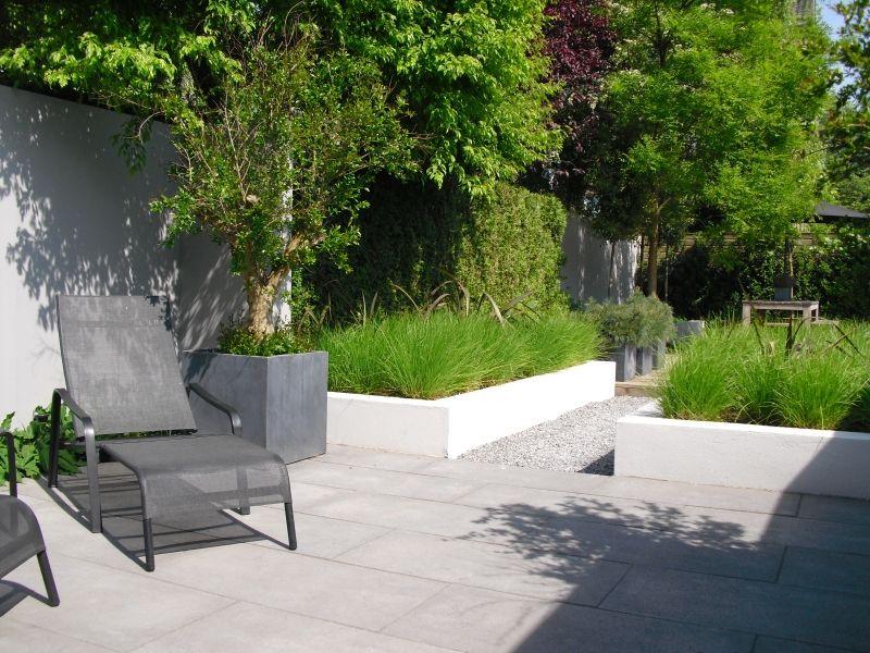 Moderne tuin vijver hovenier hoofddorp amsterdam tuin for Tuin ontwerpen ipad