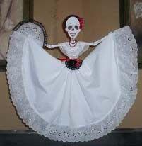 Ideas Para Vestir A Tu Calavera Día De Muertos Calavera