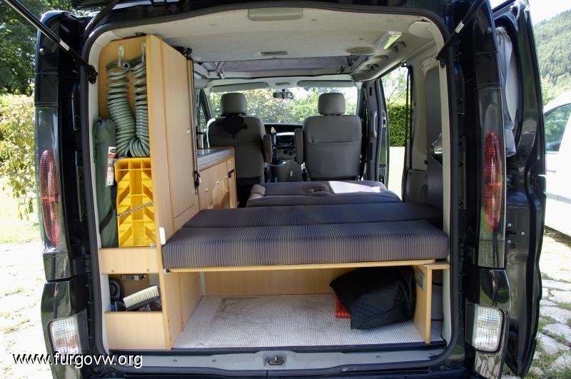 Resultado De Imagen De Camper Renault Trafic Camper