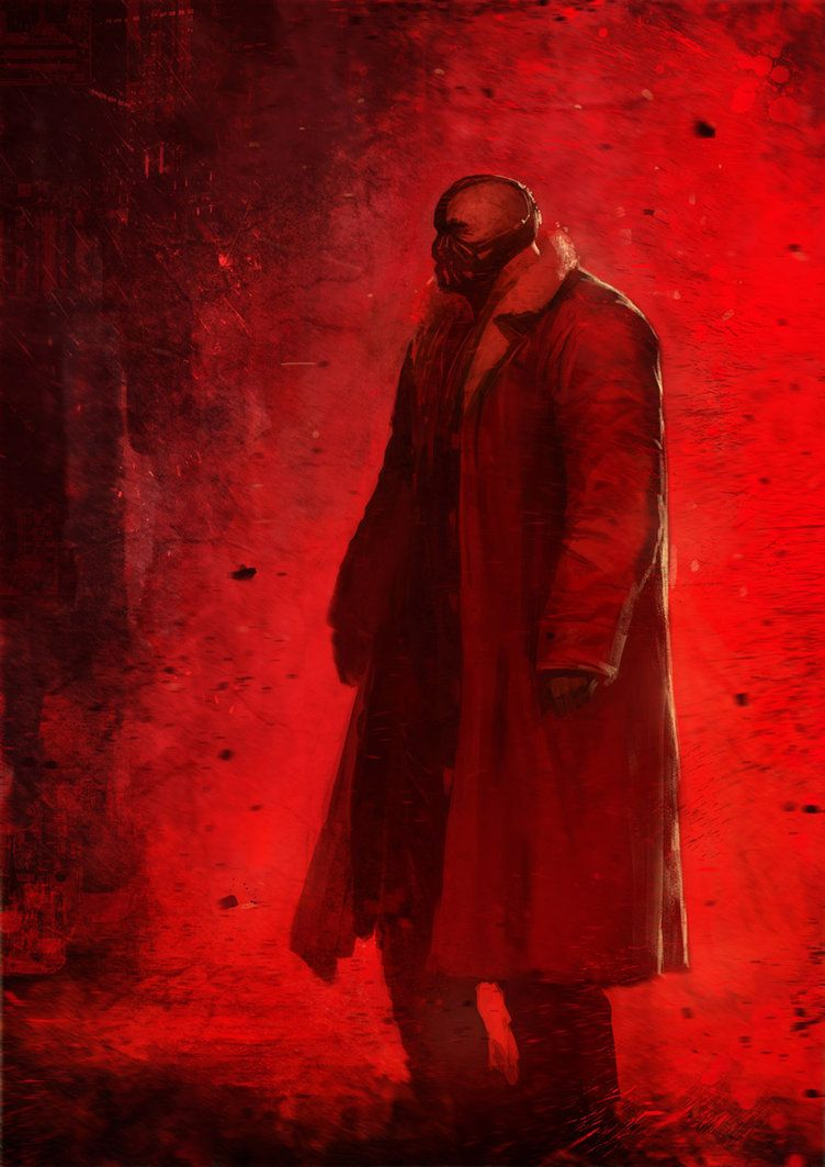 Red Bane by *SARYTH
