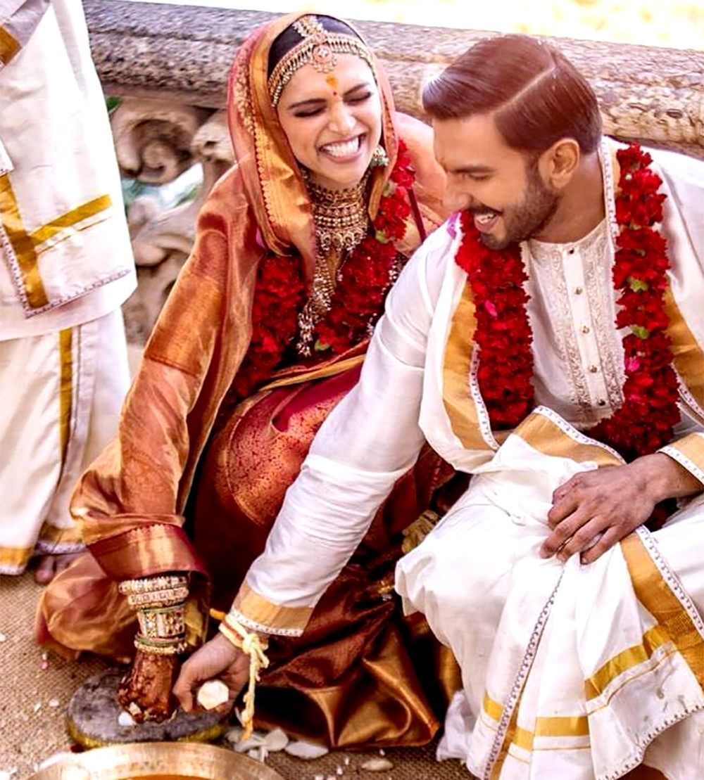 Deepikapadukone Ranveersingh Wedding Album Here Are All Picture Perfect Moments From Couple S Destination Bollywood Wedding Deepika Ranveer Deepika Padukone
