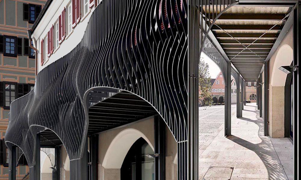 Aldinger Architekten - Marktplatz Arkaden