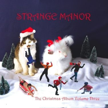 DThrog Ska Review: Strange Manor Christmas Ska