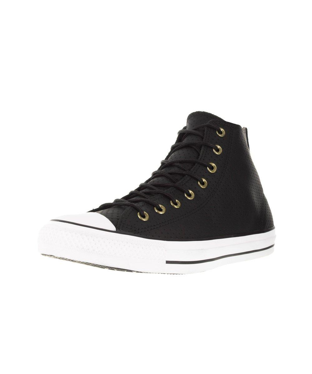 converse unisexe salut chuck taylor all star salut unisexe chaussure de basket noir 2ab786