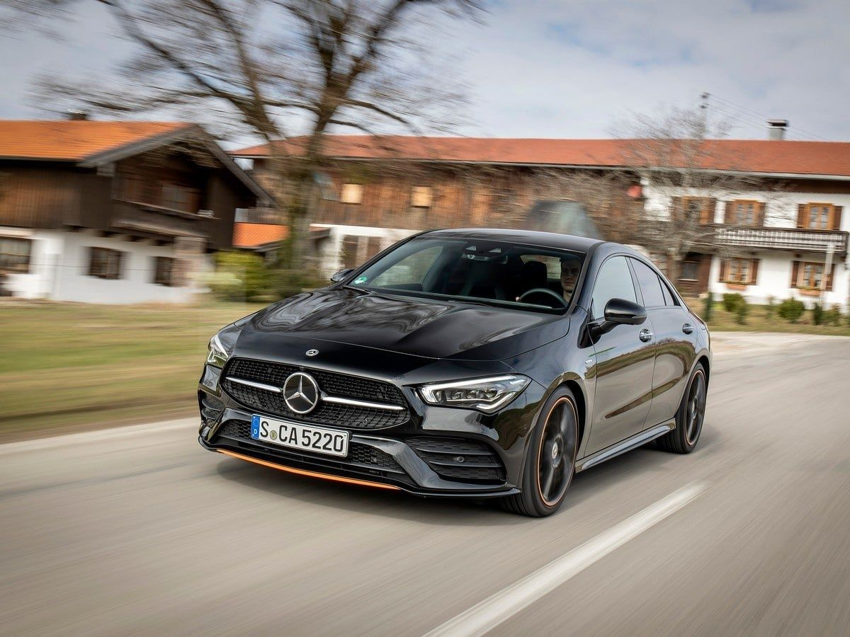 What Will The 2020 Mercedes Benz Cla 250 Be Released Mercedes