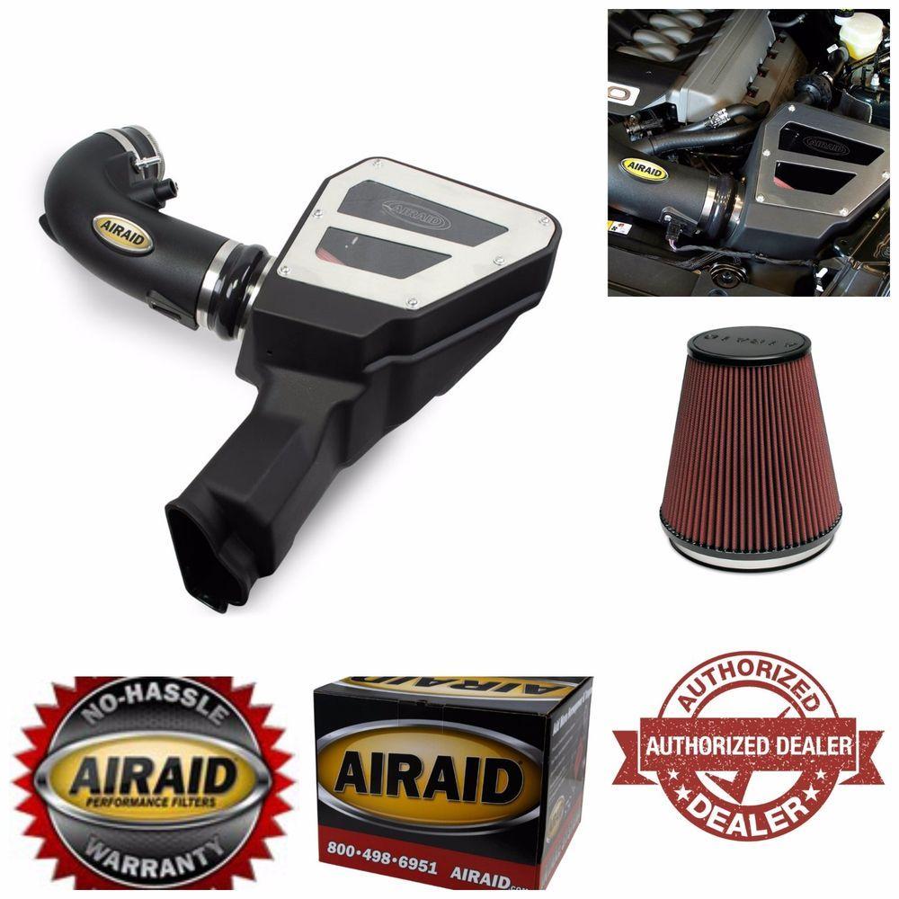 "3.5/"" BLACK Cold Air Intake Kit+Filter For 09-15 RAM 1500//2500//3500 5.7L V8 HEMI"