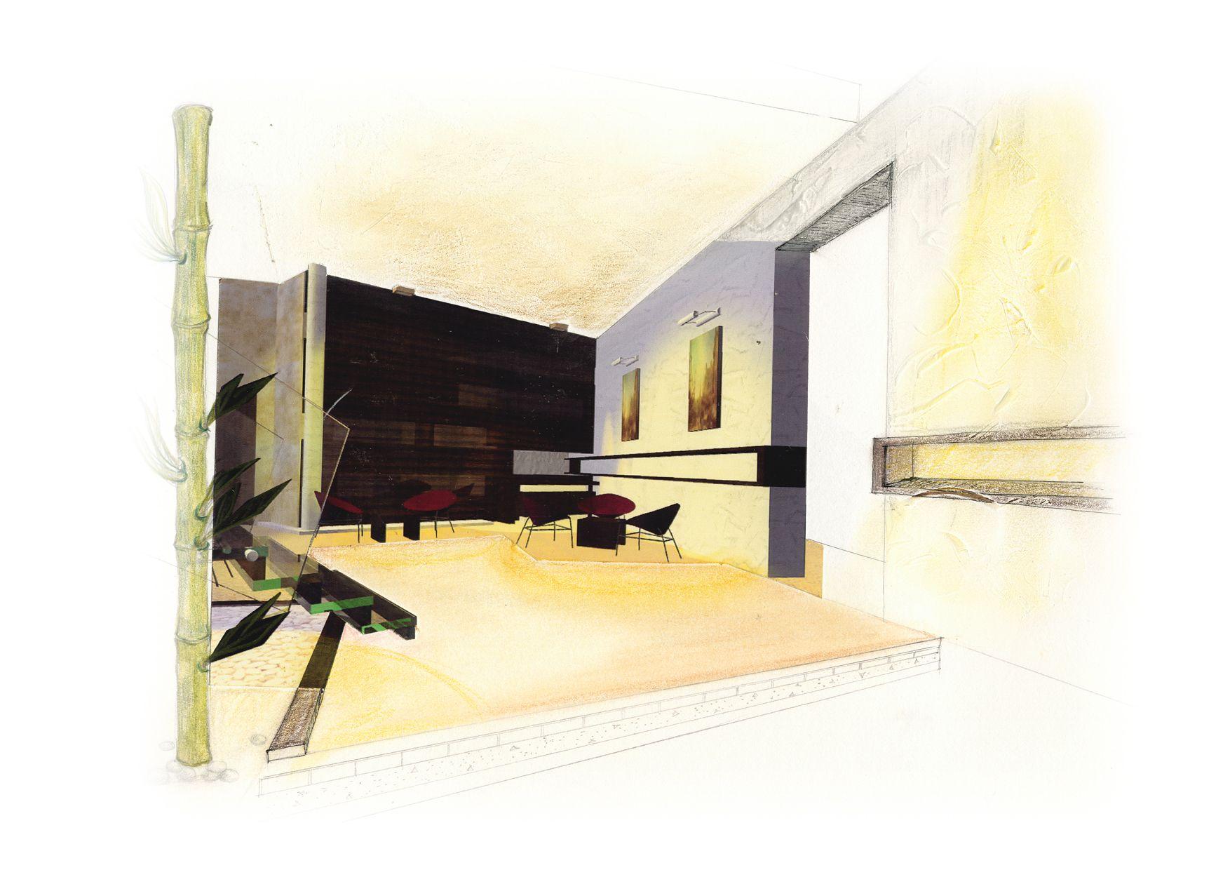 DJCAD Dundee Scotland BDes Hons Interior Environmental Design