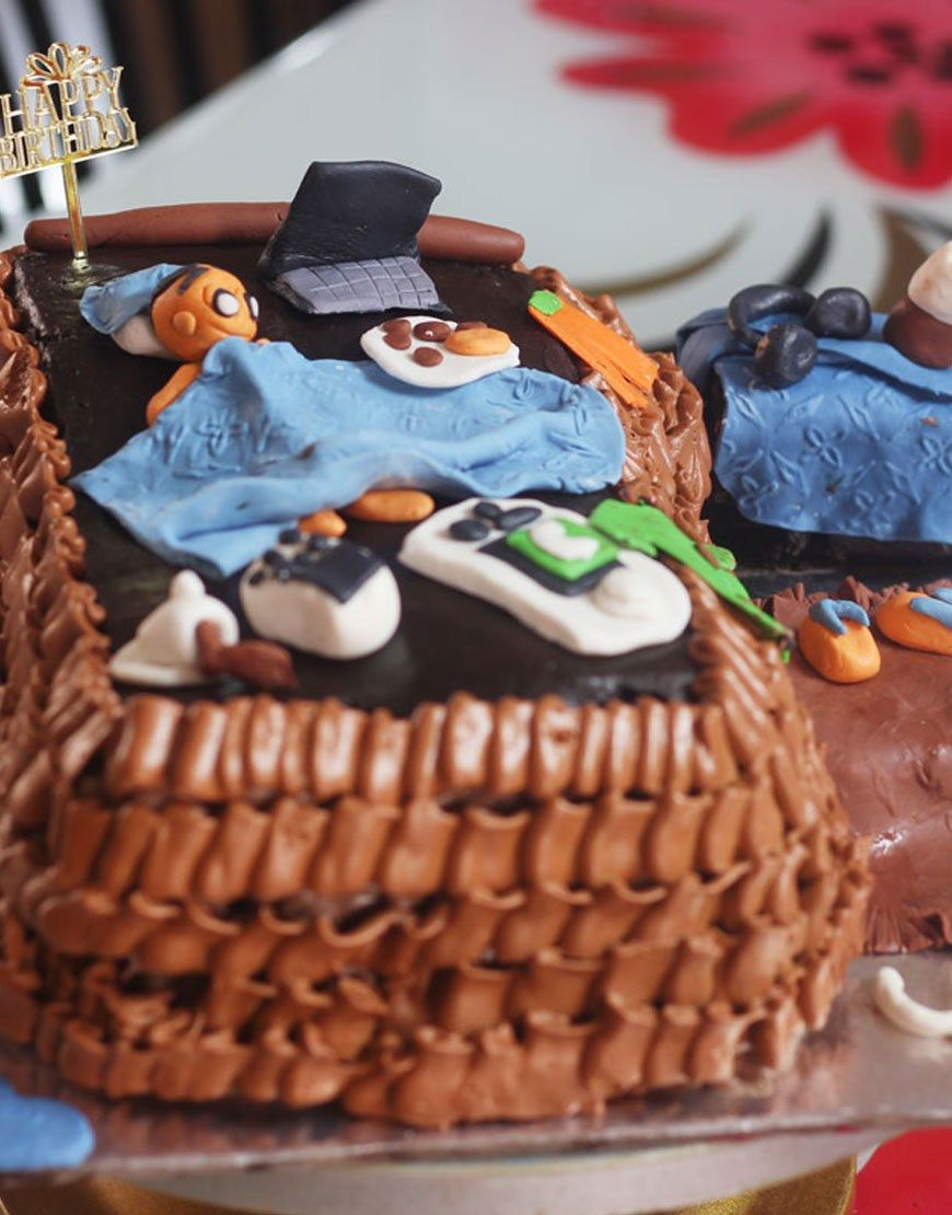 30 Wonderful Image Of Birthday Cake For Husband With Images